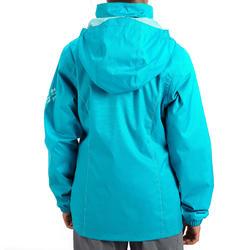 Regenjas voor trekking meisjes Hike 500 - 457410