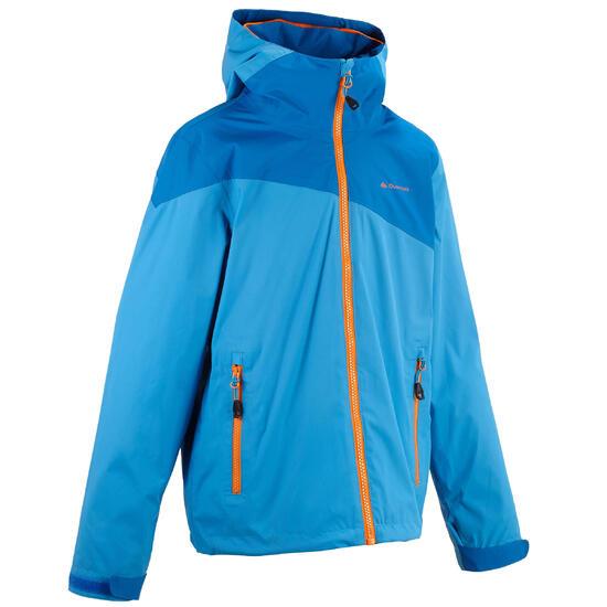 Regenjas voor trekking jongens Hike 900 - 457412