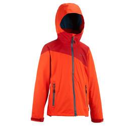 Regenjas voor trekking jongens Hike 900 - 457443