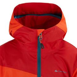 Regenjas voor trekking jongens Hike 900 - 457448