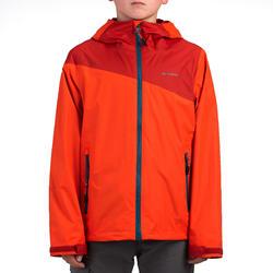 Regenjas voor trekking jongens Hike 900 - 457458