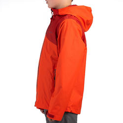 Regenjas voor trekking jongens Hike 900 - 457462