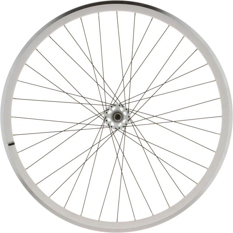 RUOTE BICI CITTA' Ciclismo, Bici - Ruota FIXIE 700 posteriore BTWIN - PEZZI DI RICAMBIO BICI CITTA'