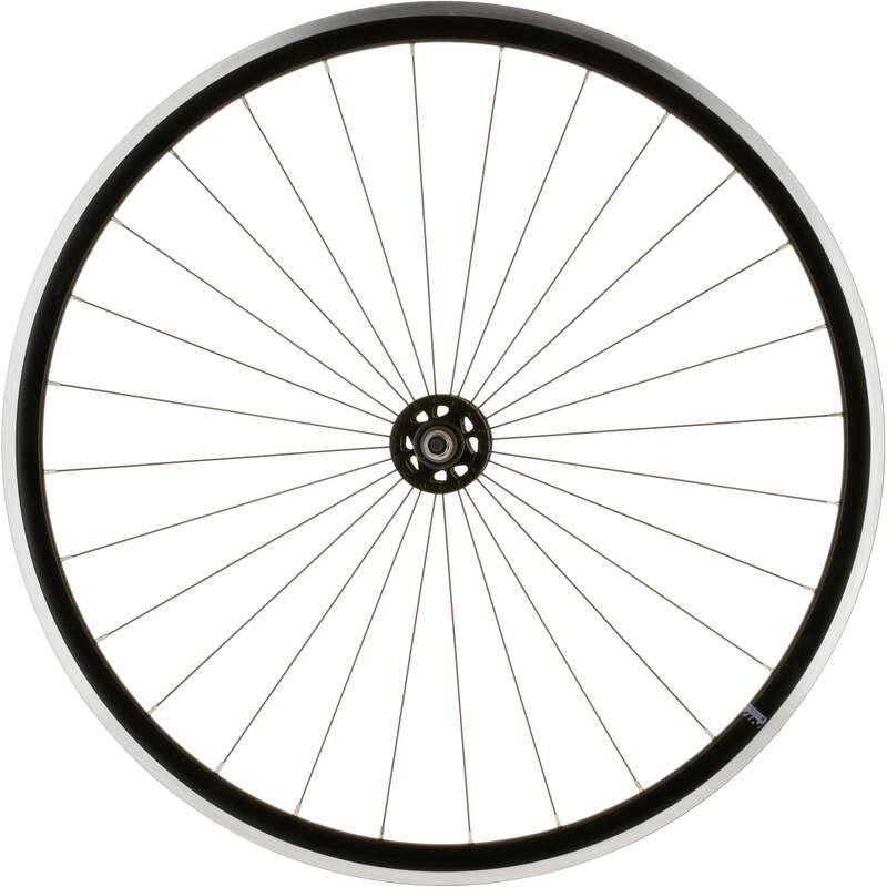 HJUL CITY Cykelsport - Framhjul fixie 700 BTWIN - Hjul och Hjultillbehör
