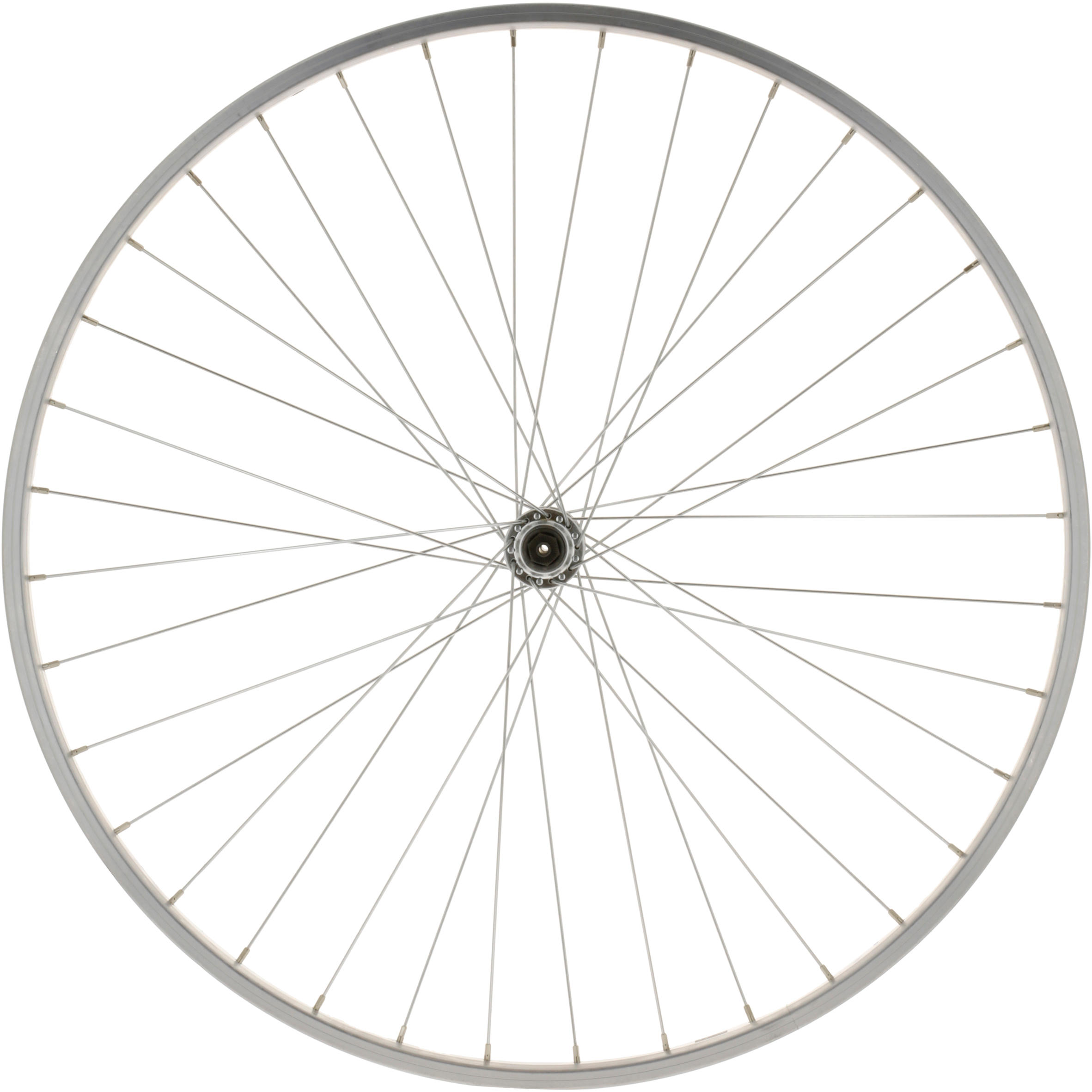28_QUOTE_ Hybrid Front Wheel - Silver