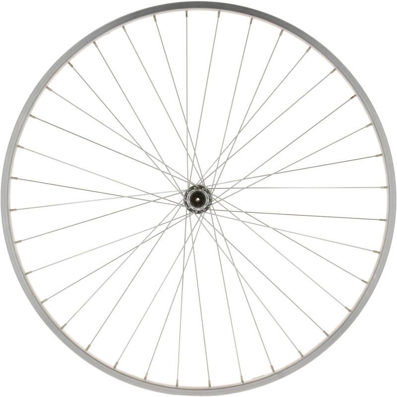 KOLA TREKOVÁ KOLA Cyklistika - PŘEDNÍ TREKOVÉ KOLO 28 BTWIN - Náhradní díly a údržba kola