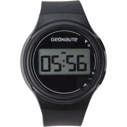 Reloj cronómetro running hombre W100 M negro