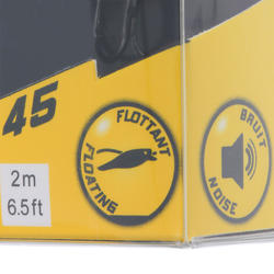 Kunstvisje voor hengelsport Lud 45 Roach - 45802