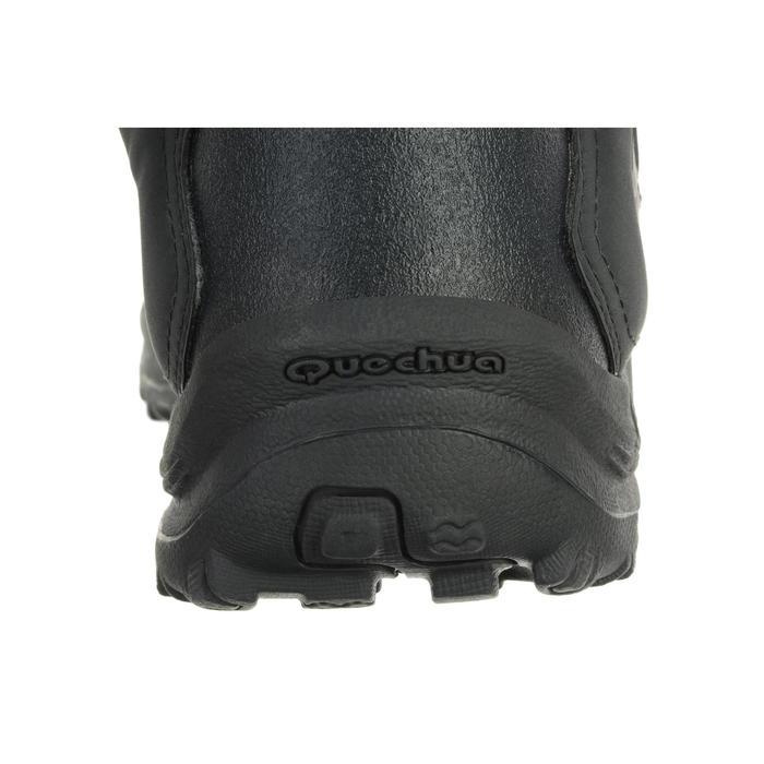 Chaussures de randonnée Nature femme Arpenaz 50 MID L noir rose. - 458604