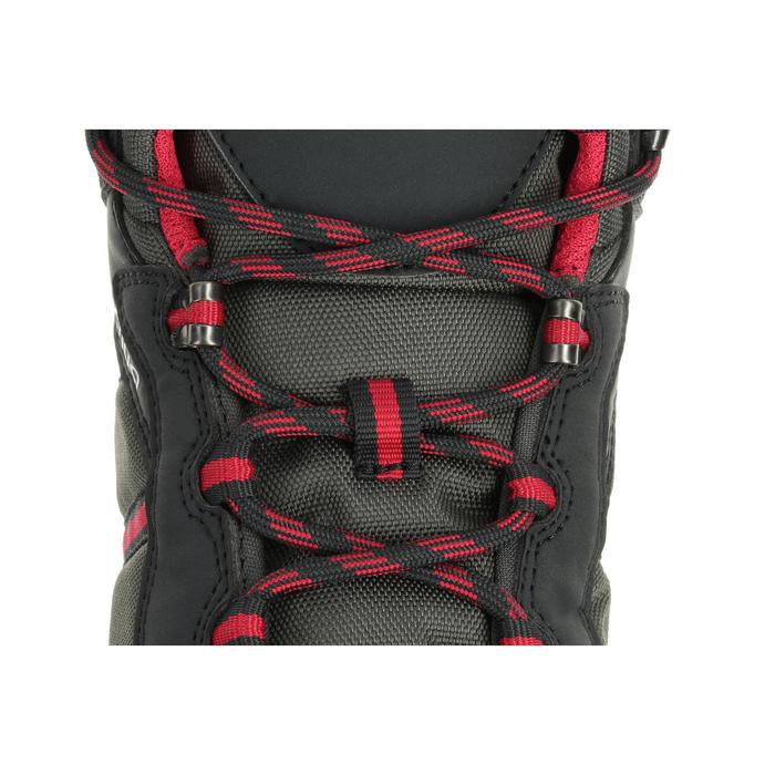 Chaussures de randonnée Nature femme Arpenaz 50 MID L noir rose. - 458606