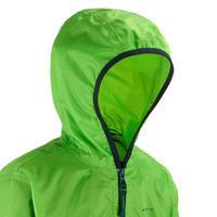 Regenjacke Rain-Cut Zip Kinder, grün