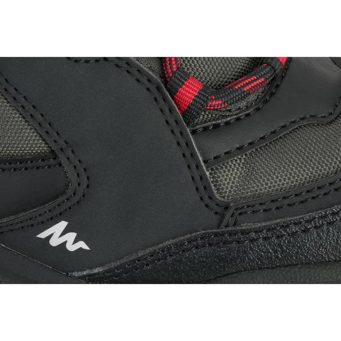 Chaussures de randonnée Nature femme Arpenaz 50 MID L noir rose. - 459525