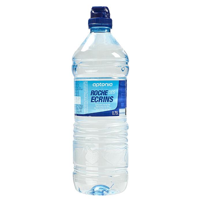 Agua de manantial de los Alpes 750 ml.