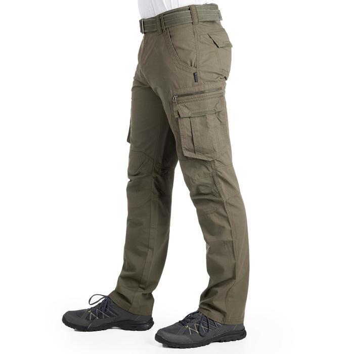 Pantalon TRAVEL 100 HOMME - 460196