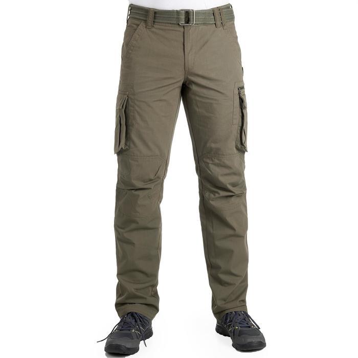 Pantalon TRAVEL 100 HOMME - 460198