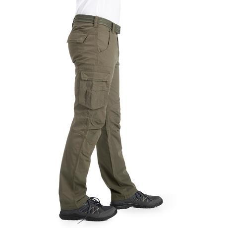 6455688efe9a Pantalon Randonnée Homme Arpenaz 500 Khaki