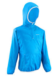 Hike 100 Children's Hiking Jacket - Blue