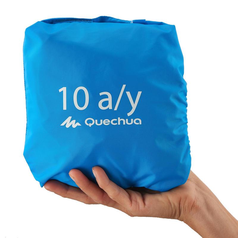 Children's blue Raincut waterproof hiking jacket