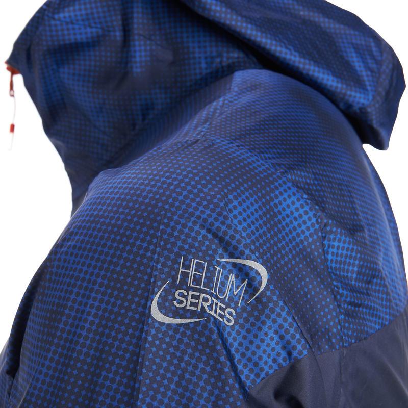 Men's Windproof Jacket Wind500 Helium - Blue