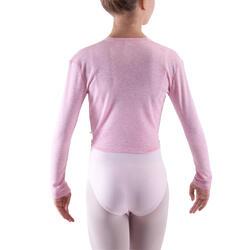 Cache-coeur ballet - 460932