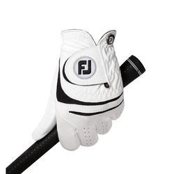Golfhandschoen Weathersof voor heren wit