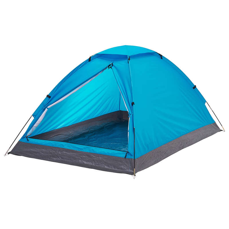 ТЕНТЫ, ПЛЕДЫ Походы, треккинг, кемпинг - Тент Arpenaz 2 QUECHUA - Кемпинг, палаточный лагерь