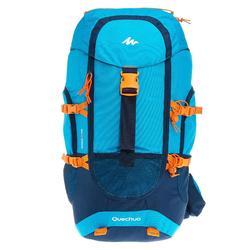 Rucksack Wandern MH500 Kinder 40l blau