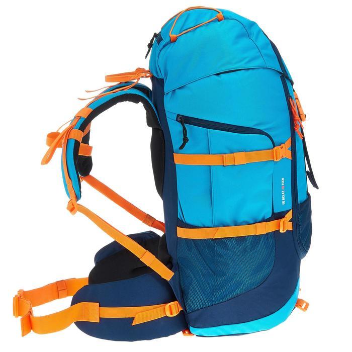 Sac à dos randonnée Forclaz 40L Junior bleu