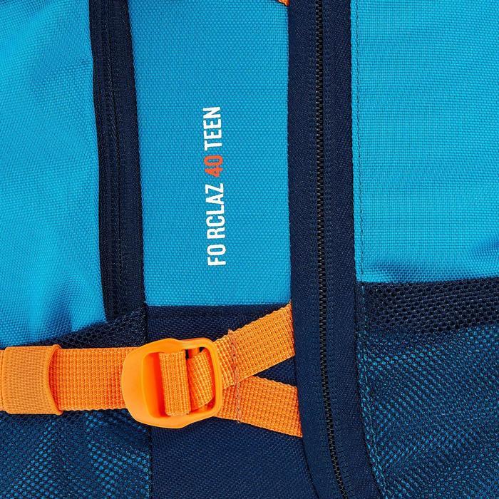 Sac à dos de randonnée enfant MH500 40 Litres Bleu