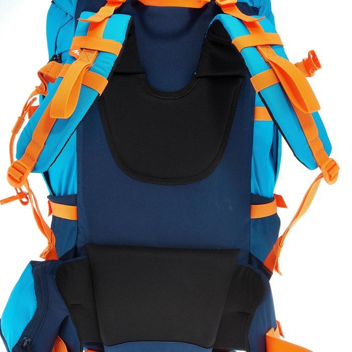 Mochila de senderismo Forclaz 40L Junior azul