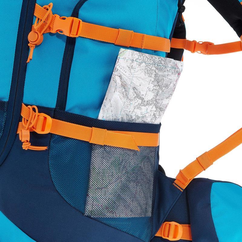 Hiking Backpack 40 Litre MH500 JR - Blue