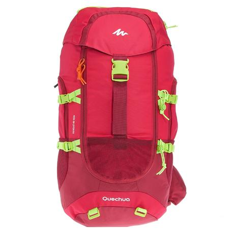 Sac à dos Forclaz 40 L Junior- QUECHUA ROSE 66k6xNIbN