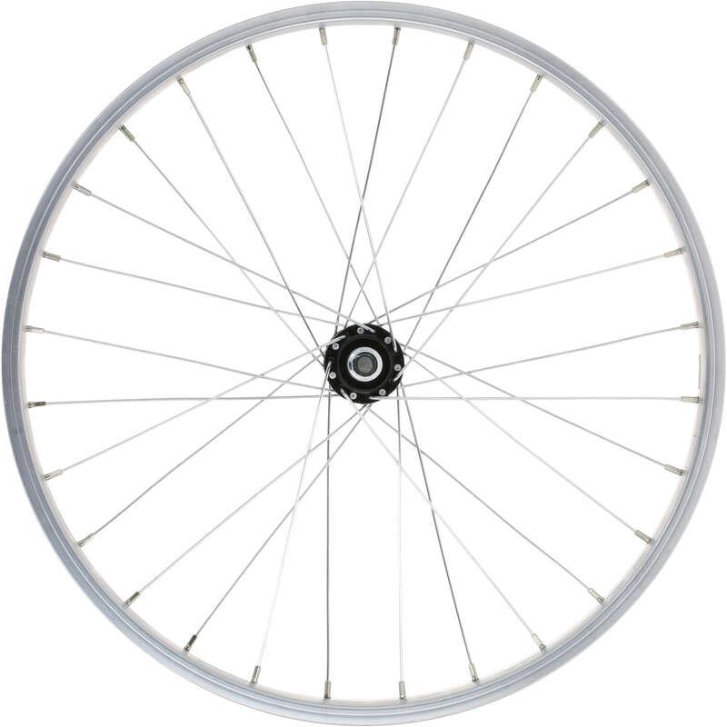 """Kerekek gyerek kerékpárokhoz Kerékpározás - Első kerék 20""""-os  BTWIN - Alkatrész, tárolás, karbantartás"""