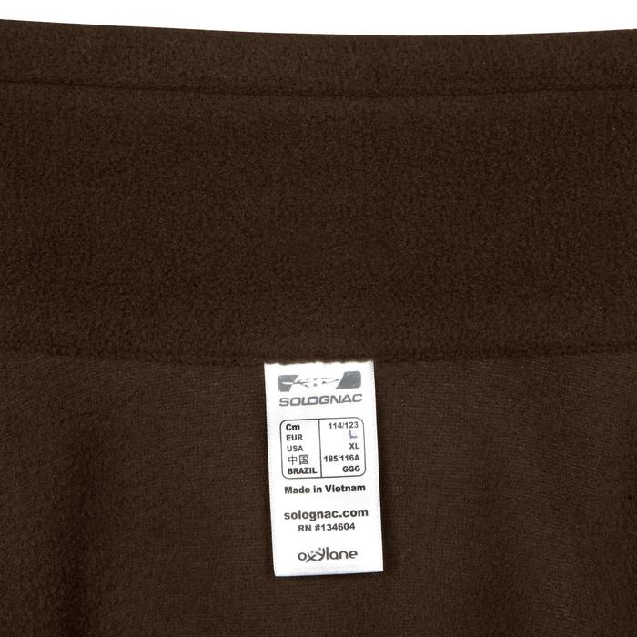 Polar Caza Solognac 100 Calido Marron