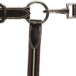Cabestro equitación poni y caballo PERFORMER marrón y beige