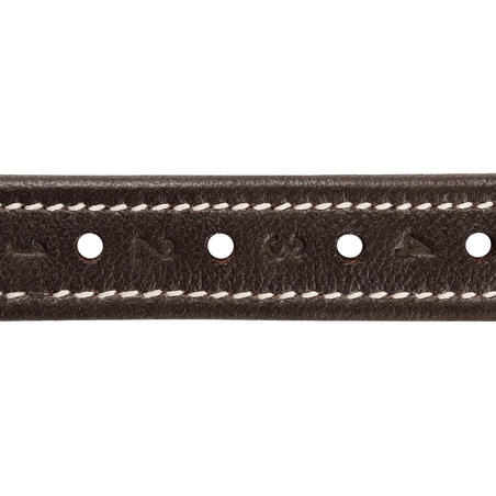 Romeo Kids'/Adult Horse Riding Stirrup Leathers - Brown