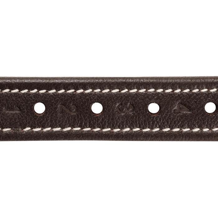 Étrivières cuir équitation enfant et adulte ROMEO - 462132