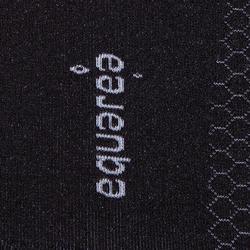 Tee-shirt course homme Kiprun cardio noir