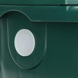 Automatische paardendrinkbak groen - 463086