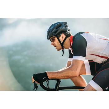 Lunettes de soleil vélo & running adulte PORTEL noires & bleues catégorie 3 - 463290