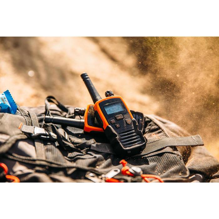 Talkie Walkie ONchannel 710 orange & noir - 463344