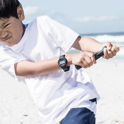 Reloj cronómetro running mujer / junior W100 S negro
