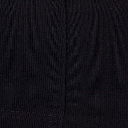 Zwart danstopje met dunne schouderbandjes voor meisjes. - 463418