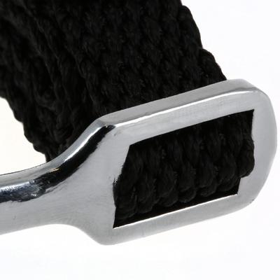 Espuelas punta redonda + correas - 20 mm equitación fouganza mujer