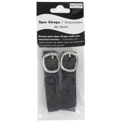 Sporenriemen geflochten schwarz