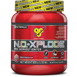 Pre-Workout BSN No-Xplode 3.0 fruit punch 600 g