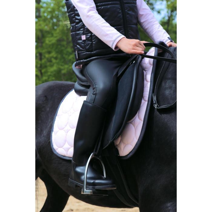 Pantalon chaud imperméable équitation enfant KIPWARM - 463796