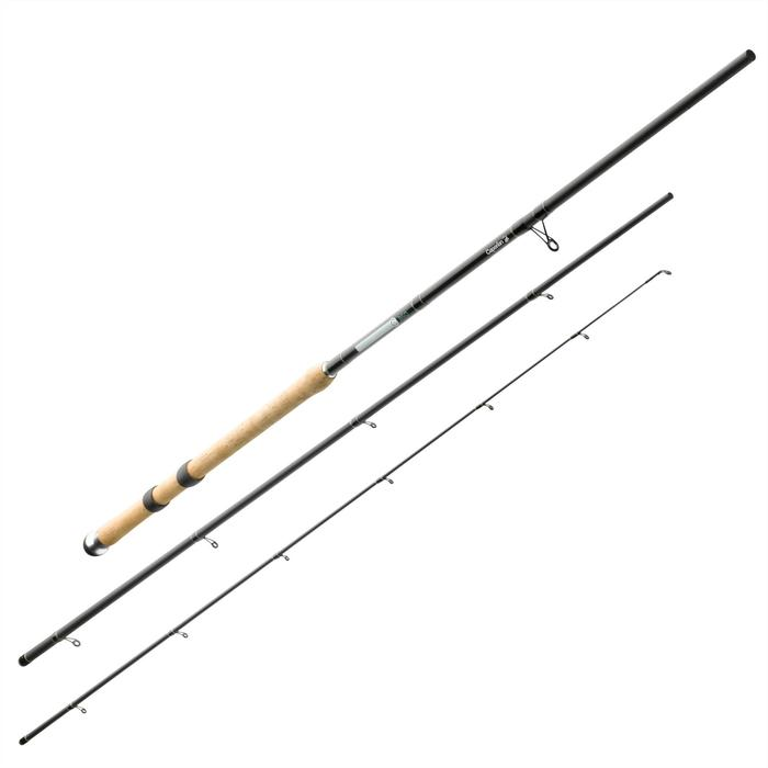 Angelrute Forellenrute Trout Match Classic 390