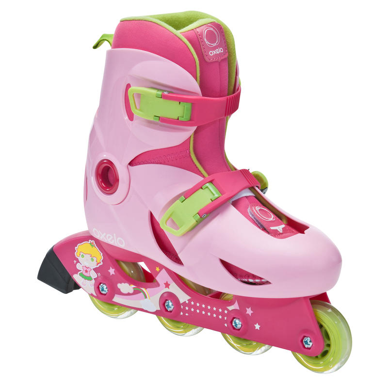 Play 3 Kids' Inline Skates - Pink