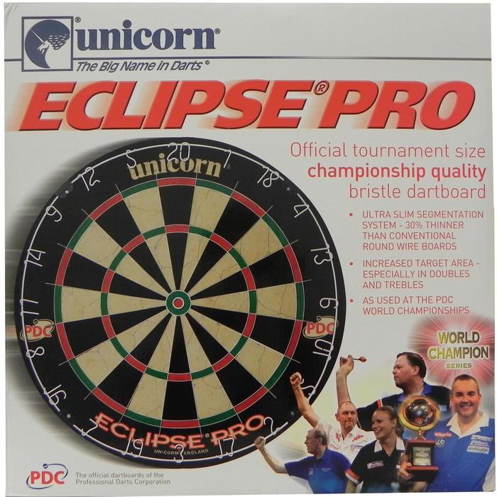 Dartscheibe Eclipse Pro Steeldart Sisalfasern